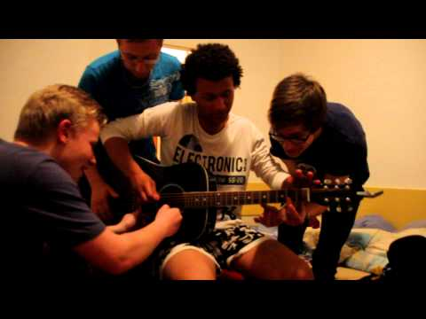 4 guys 1 guitar - Hi guys ;)