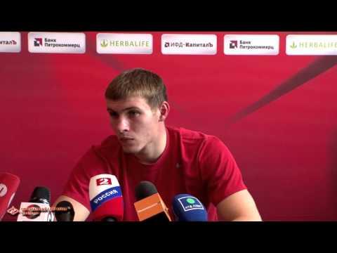Сергей Паршивлюк о предстоящем матче с ЦСКА