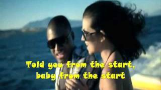 Taio Cruz ft  Ludacris -- Break Your Heart Full lyrics HD Video Oficial