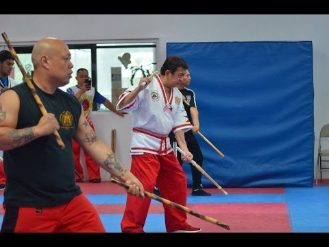 Filipino Martial Arts Education Workshop