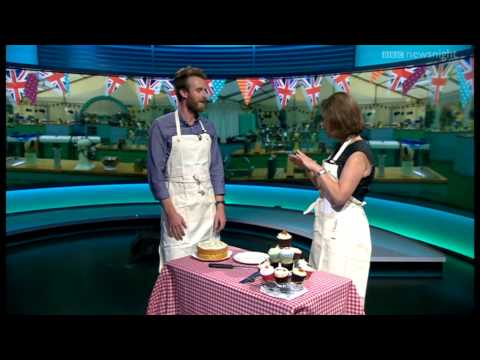 Ofcom will not investigate Great British Bake-Off '#bingate' after receiving 13 complaints video