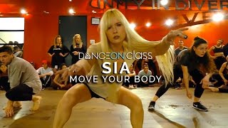 Video Sia - Move Your Body | Nika Kljun Choreography | DanceOn Class MP3, 3GP, MP4, WEBM, AVI, FLV Maret 2018