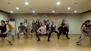 4MINUTE   � Whatcha Doin Today Choreography Practice Video