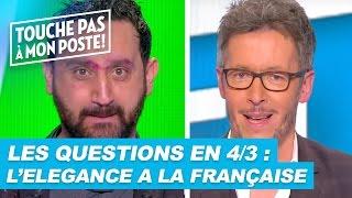 Video Les questions en 4/3 de Jean-Luc Lemoine : L'élégance à la française MP3, 3GP, MP4, WEBM, AVI, FLV Juni 2017