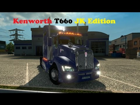 Kenworth T680 JK Edition
