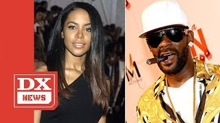 R. Kelly Allegedly Had Sex With 15 Year Old Aaliyah In Front Of His Entourage