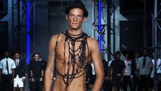 Dsquared2 Men Spring/Summer 2013 FULL SHOW | Milan Men's Fashion Week | FashionTV FMEN