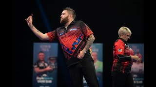 """Gerwyn Price on narrow win over Suzuki: """"I deserved to lose that, I should have respected her more"""""""