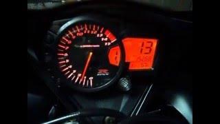 9. Suzuki GSXR1000 Srad 2007 Preta Motonil