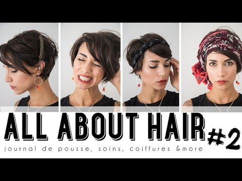 [All about hair #2] Journal de pousse, soins, coiffures...