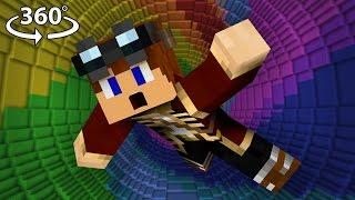 The Dropper - A Minecraft 360° Video