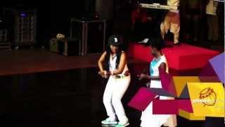 Nana Ama McBrown challenges Serwaa to an 'Adowa' competition   GhanaMusic.com Video