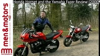 6. Honda Hornet & Yamaha Fazer Review - Second Hand Review (2000)