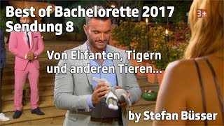 Best of Bachelorette 2017 - Sendung 8