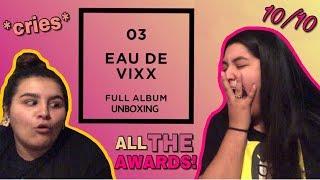 VIXX 'EAU DE VIXX' ALBUM UNBOXING | KMREACTS
