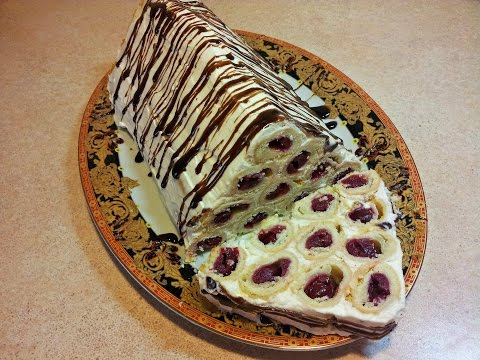 Рецепты торта монастырская изба с фото