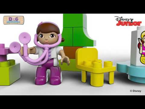 Video DUPLO DocMcStuffins RosieTheAmbulance 10605 Mickeys Clubhouse download in MP3, 3GP, MP4, WEBM, AVI, FLV January 2017
