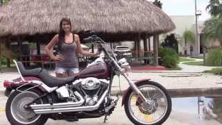 8. Used 2007 Harley Davidson Softail Custom Motorcycles for sale