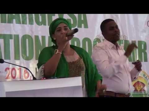 Fanaanada Yurub Geenyo oo Wacdaro ka Dhigtey Boock Fairka