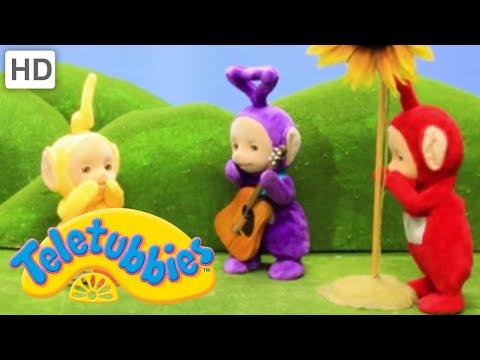 Teletubbies   Teletubbies Music Song   Teletubbies Stop Motion   Cartoons for Children (видео)