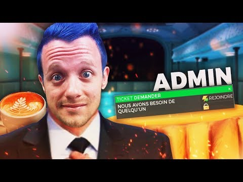 LE STAGIAIRE - GMOD ADMIN RP (видео)