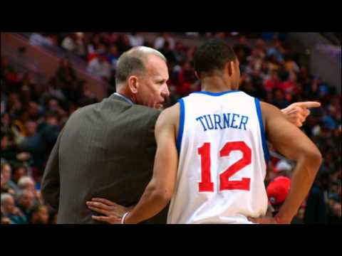 Evan Turner - As the Philadelphia 76ers move on to the second round of the playoffs, Evan Turner looks back on this season and his time with the 76ers.