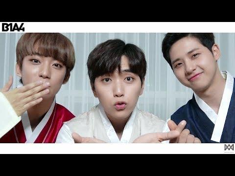 2019 B1A4가 전하는 설 인사