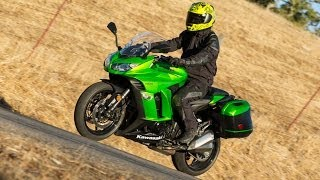 10. Kawasaki Ninja 1000 ABS - First Ride Review