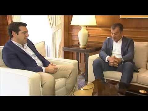 Video - Στ. Θεοδωράκης: Δεν υπάρχει σύγκλιση για τον εκλογικό νόμο