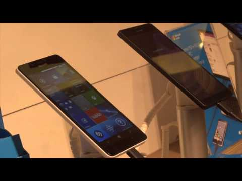 Foto Microsoft Lumia 550, 950 e 950 XL: veloce anteprima dalla presentazione Italiana