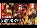 6 MELHORES MMORPG DE GRAÇA PARA JOGAR EM 2017