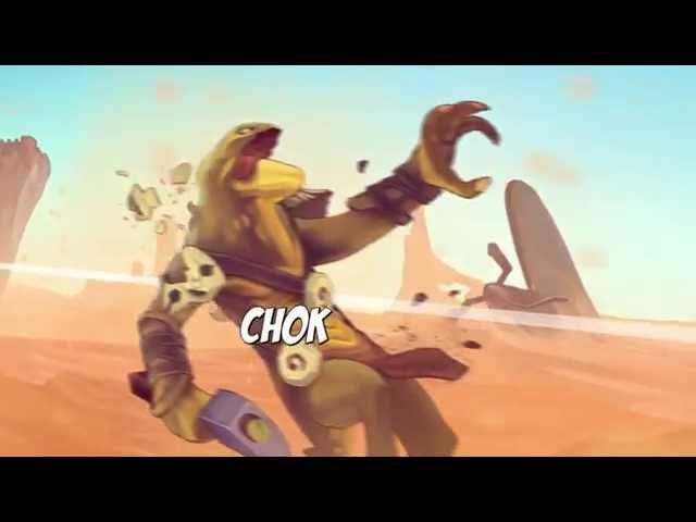 Видео к игре Goliath