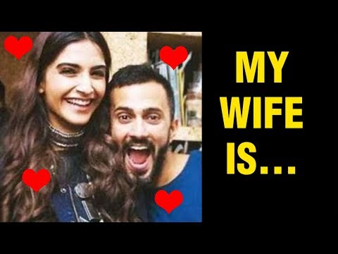 Anand Ahuja Posts Something Special For Wife Sonam