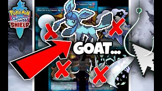How to TOP the ladder with Glaceon in Pokemon Sword and Shield by Thunder Blunder 777