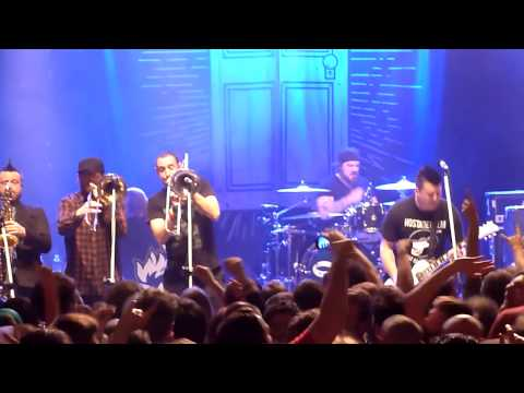 Less Than Jake - All My Best Friends Are Metalheads - Live London 2014