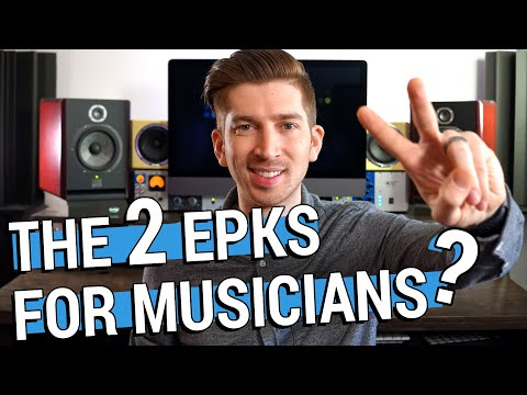 The TWO Electronic Press Kit Templates That I Use for My Music