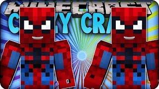 Minecraft Mods - CRAZY CRAFT 2.0 - Ep # 154 'PIGLINGTON THE CITY!' ( Orespawn Mod)