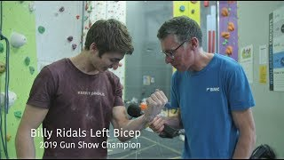 Who will win? Niall Grimes vs British Speed Climbers at the British Championships by teamBMC