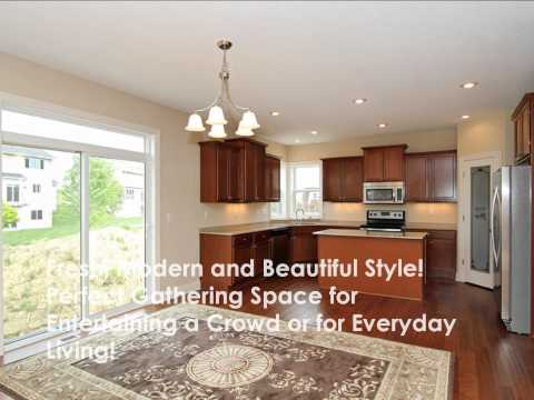New Construction in Lakeville – 20685 Frost Court, Lakeville