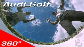 Have you ever wondered what its like to be a golf ball? Now you can! Experience this amazing 360° video from the perspective of a golf ball during the Audi quattro Cup! Fore!!!When: 2016Where: Bad Saarow - Berlin, GermanyMade by: Making View ASMade for: AudiMaking View.A 360° VR production studio and agency.With our devoted software team, we create industry leading custom VR players, apps and 3D environments.Our artists and producers script, capture, stitch, edit, color grade, sound design and masters your content with skillful integrity.From acquisition through post production and distribution; We make your 360° VR project shine.Our vision towards the VR experience; Like being there.Follow us on Facebook! https://www.facebook.com/makingviewFollow us on Instagram! https://www.instagram.com/makingview.as/Follow us on Vimeo! https://vimeo.com/makingviewContact us: post@makingview.com