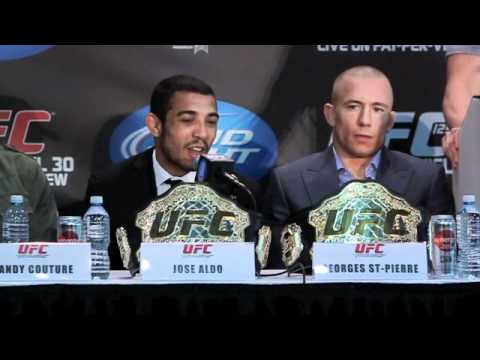 Jose Aldo  People Will Know Who I Am after UFC 129