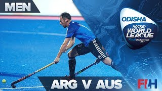 Video Argentina v Australia Final Highlights - Odisha Men's Hockey World League Final - Bhubaneswar, India MP3, 3GP, MP4, WEBM, AVI, FLV Juli 2018