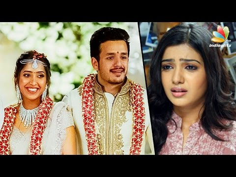 Nagarjuna's son Akhil and Shriya cancelled their lavishly planned wedding | Samantha, NagaChaitanya