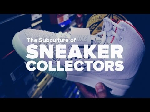 0 Sneaker Collectors Video by The Thrash Lab