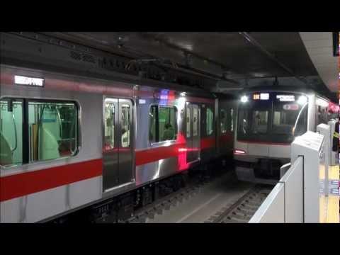 東急東横線副都心線直通運転 電車いろいろ