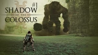 LETS START AN ADVENTURE BROS! - Shadow of the Colossus: 1st Colossus (The Minotaur)