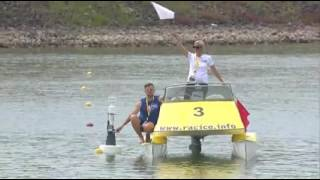2016 Racice K2 200m Men Canoe Sprint World Cup 2