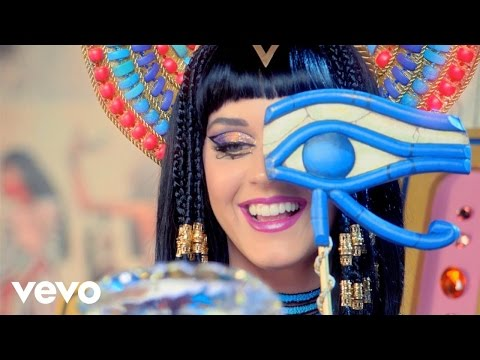 Katy Perry - Dark Horse (Official) ft. Juicy J (видео)