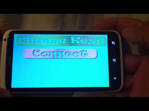 Video of Droid Controll