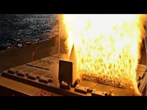 missile testing - The U.S. Navy performs sea-based testing of the Raytheon-built Standard Missile-6 in this video. The SM-6 provides fleet air defense against fixed- and rotar...